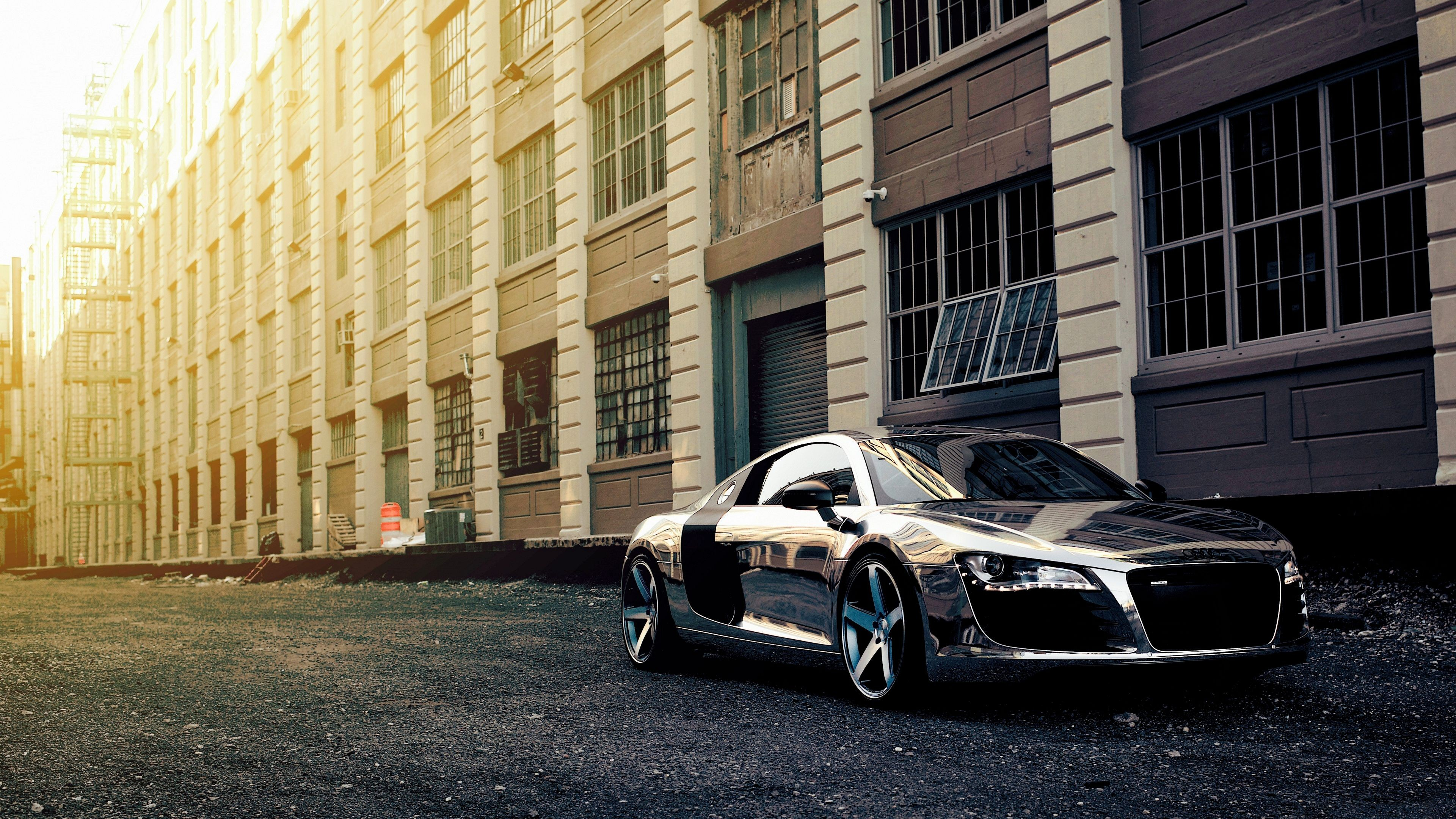 audi-r8-chrome-wrap