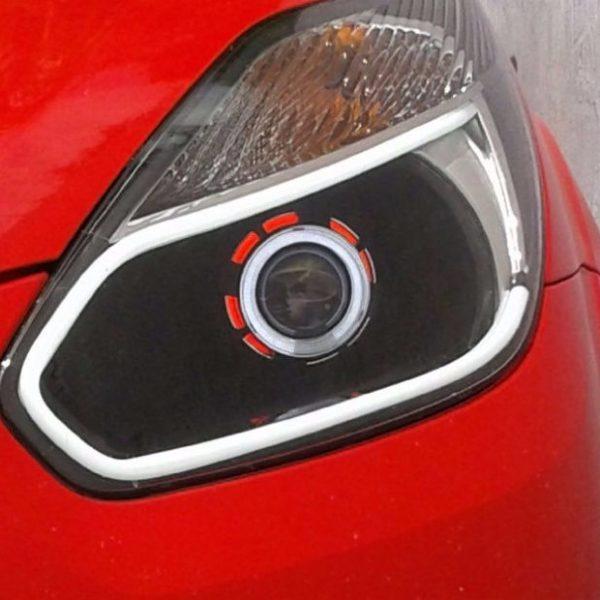 Ford figo custom headlights type 1 hybrid customs 9988229191 for Color vibe rapid city