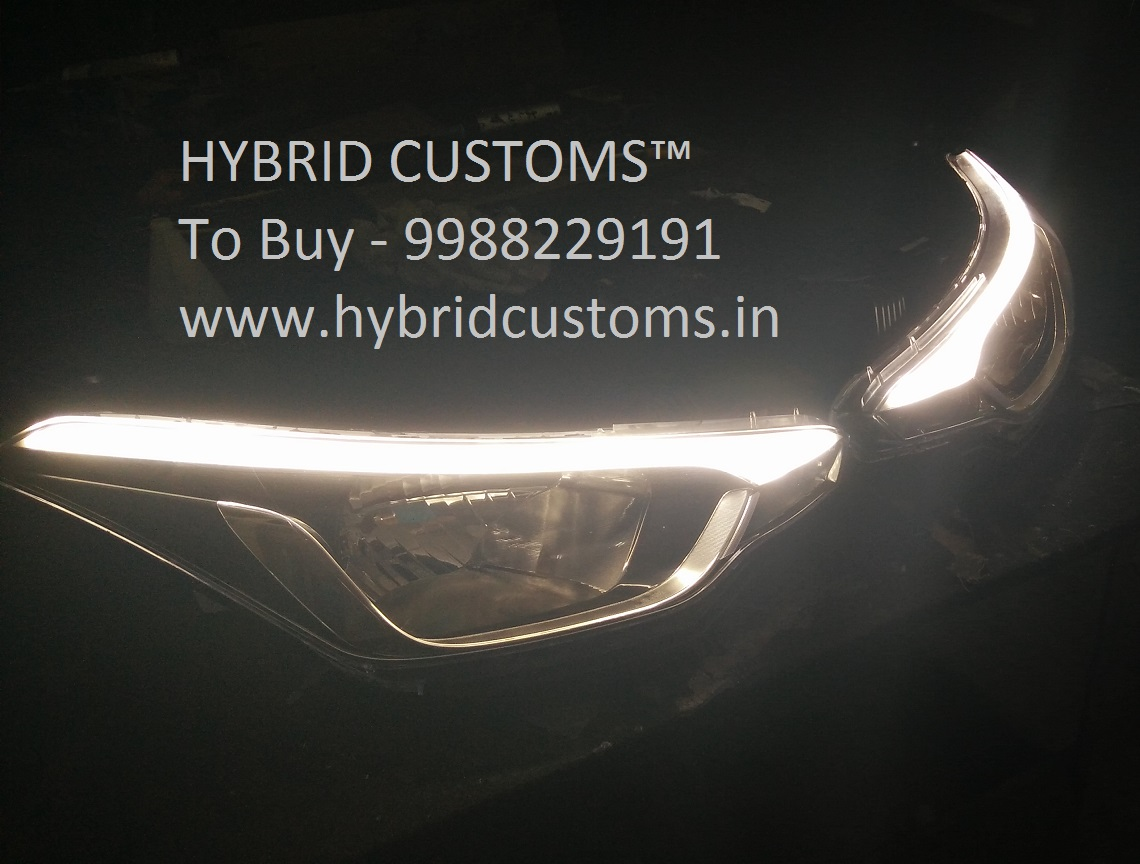 how to change a sidelight bulb on a hyundai i20