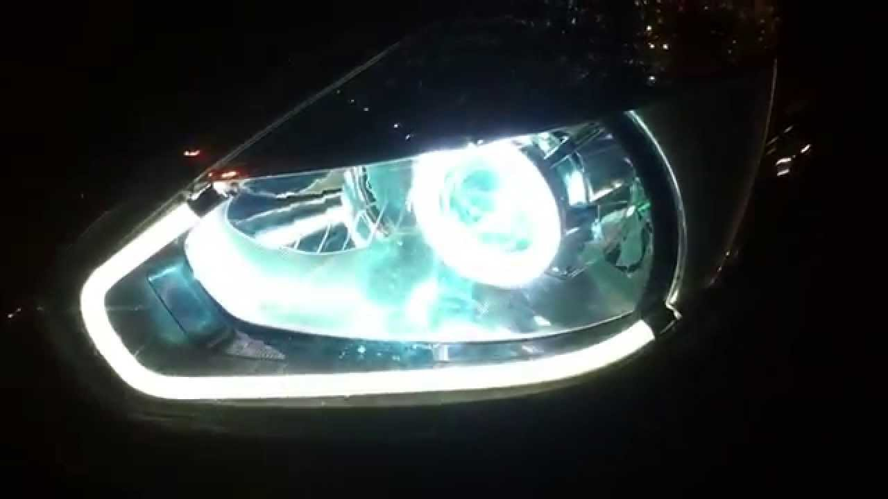 Maruti Swift 2013 Price Ford Figo Custom Headl...