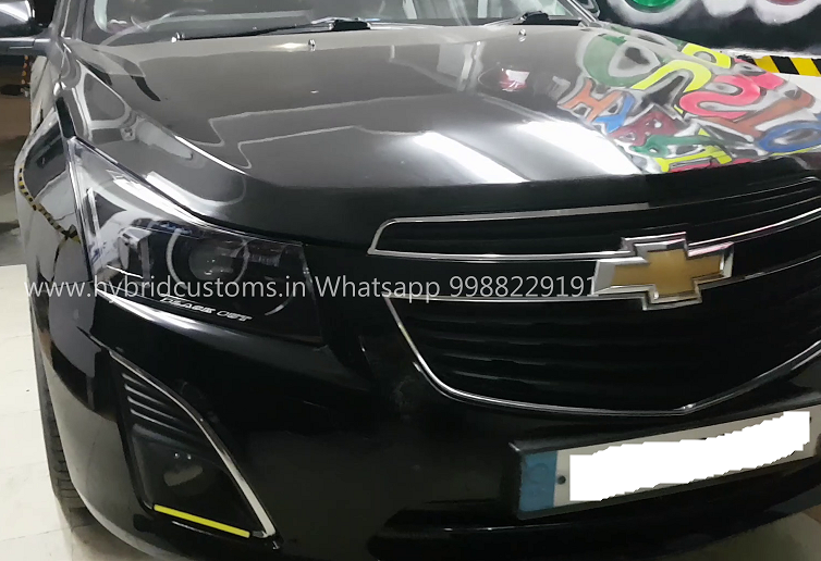 Hybrid Customs Chevrolet Cruze Camaro Style Projector